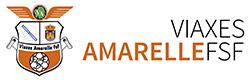 Viaxes Amarelle FSF Logo